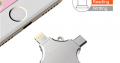 4-IN-1 Flash Drive IOS Supported