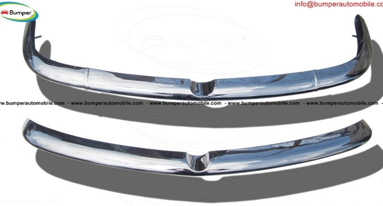 Alfa Romeo Sprint bumper (1954-1962) by stainless steel
