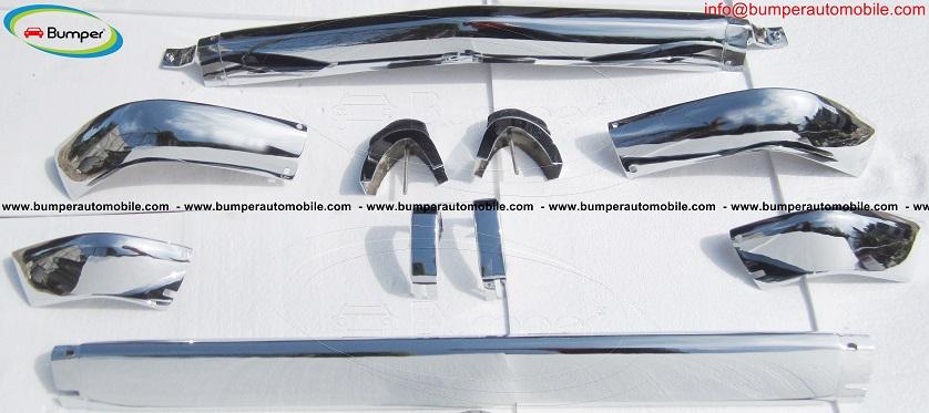 BMW 2002 1602 bumper kit