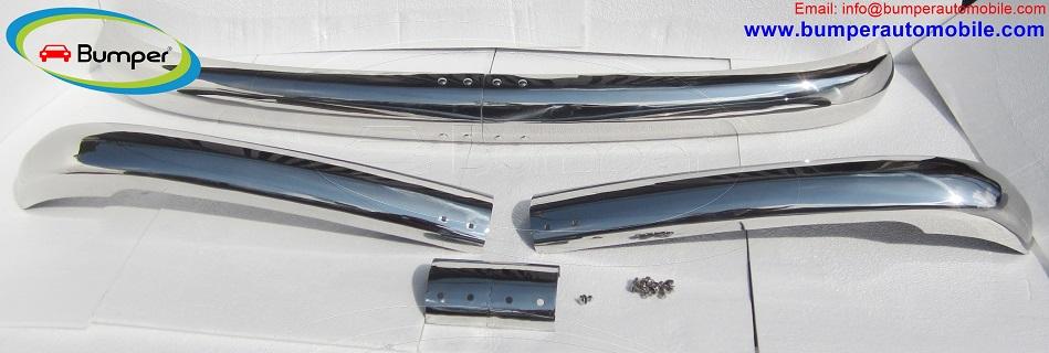 Borgward Isabella bumper set