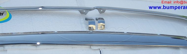 Mercedes W107 R107 Stoßfänger satz 5