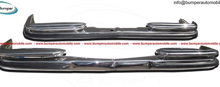 Mercedes W108W109 bumper full set