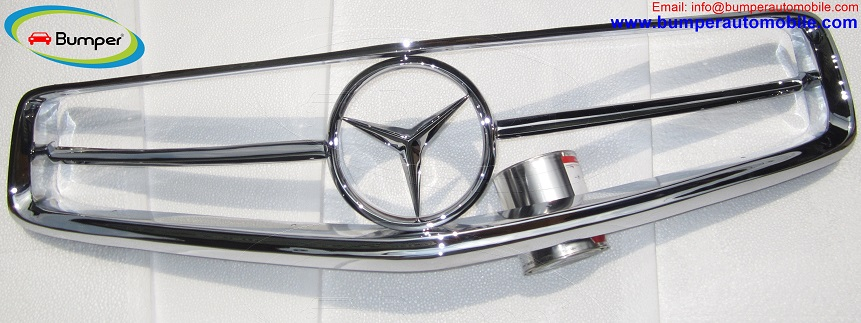Mercedes W113 Front Grille (1963-1971)