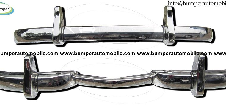 Mercedes W186 300 bumper (1951-1957) stainless steel
