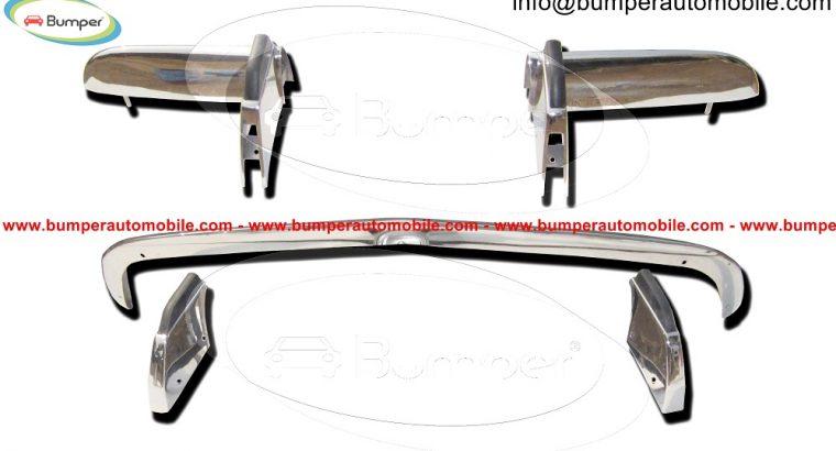 Opel GT bumper (1968–1973) by stainless steel