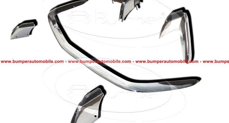 Opel GT bumper in stainless steel