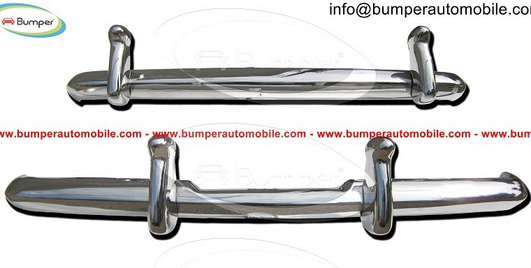 Rolls Royce Silver Cloud bumper by stainless steel 1