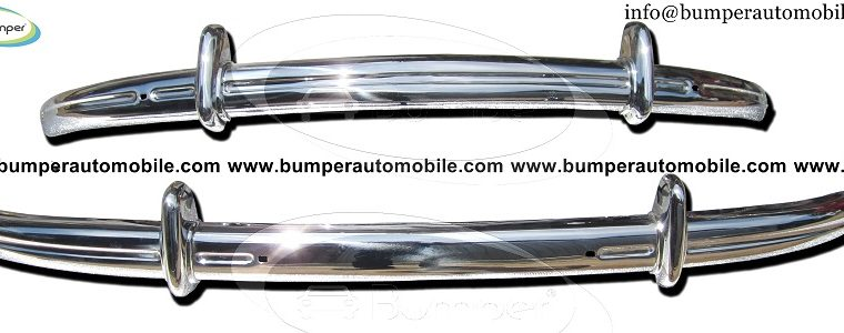 VW Beetle Split bumper (1930 – 1956) by stainless steel