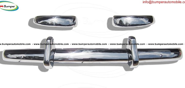 Volvo PV Duett Kombi bumper (1953-1969) by stainless steel
