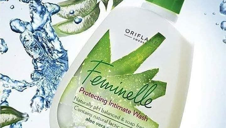 Feminelle Protecting Intimate Wash