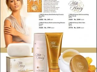 Milk &Honey Gold Smoothing Suger Scrub