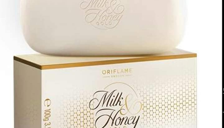 Milk & Honey whitening soap