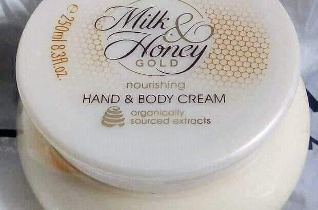 Milk & honey GOLD NOURISHING HAND &BODY CREAM
