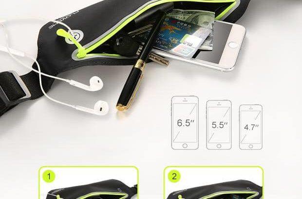 Running Sport Mobile Phone Bag Arm Case Holder