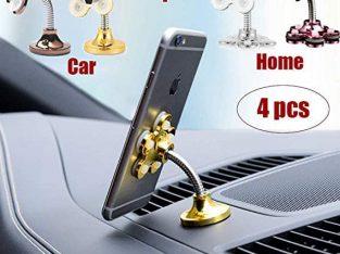Magic sucker phone holder + Car holder