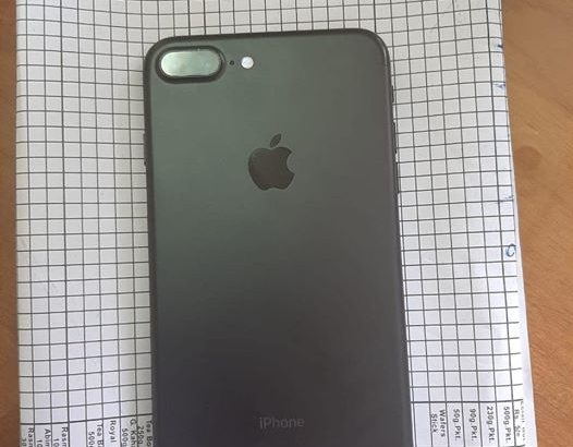 i phone 7 plus 128gb full set box