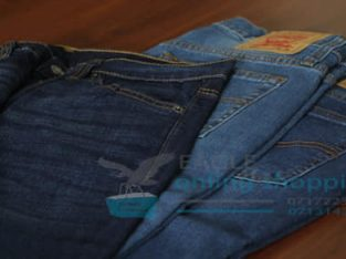 Branded LEVI'S Men's Denim