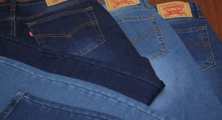 LEVI'S Men's Denim