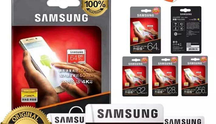 Samsung original micro sd card
