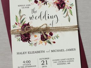 wedding cards (Invitation cards)