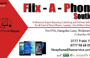 Mobile phones Repairing in colombo