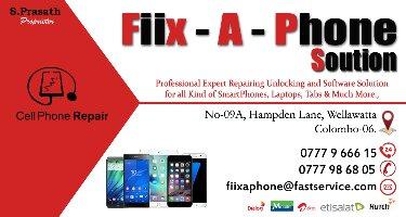 Mobile phones Repairing in colombo