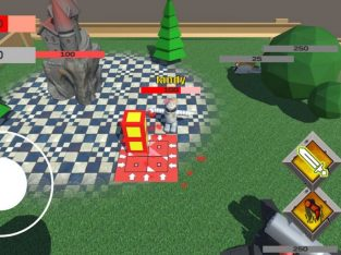 Dimkaisy – MOBA Multiplayer 4 Team !