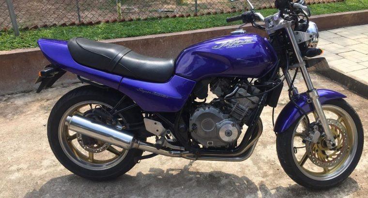 Honda Jade chasi 120