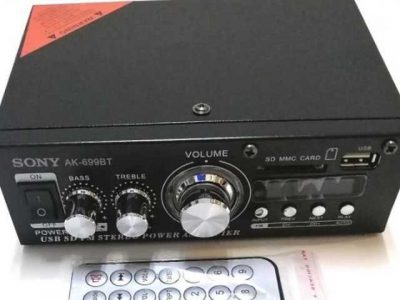 Sony Bluetooth Amplifier