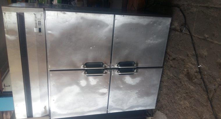 Stainless steel chiller