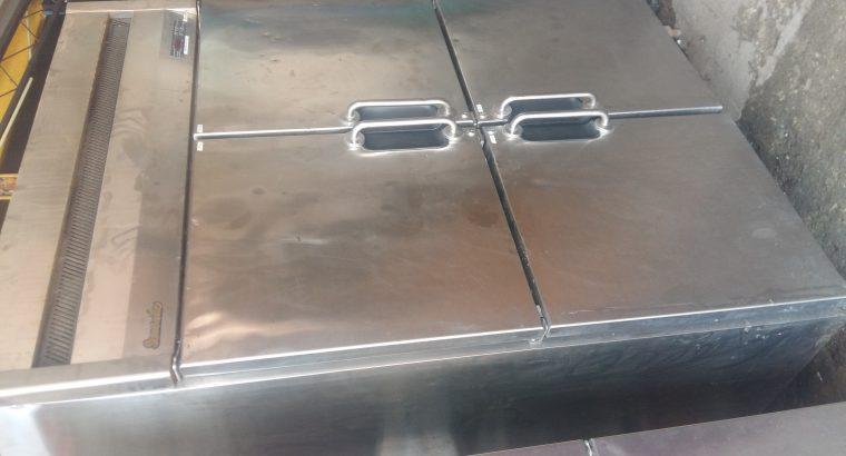 4 door freezer 3
