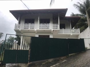 Modern two storey house for sale – Mawilmada