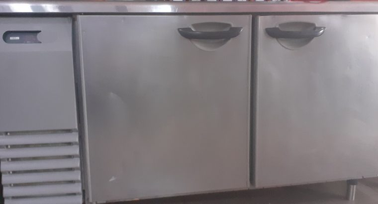 Stainless steel counter chillers