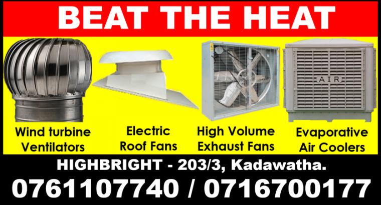 roof extractors srilanka ,exhaust fans srilanka,air coolers , roof exhaust fans srilanka