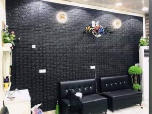 Wall Brick Sticker 3D Genuine Wallpaper