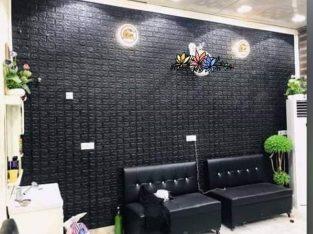 Wall Brick Sticker 3D Genuine Wallpaper