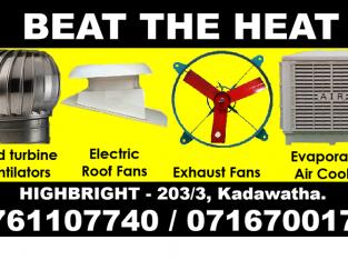 exhaust fans srilanka