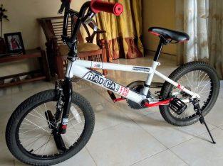kids bike brandnew from uk