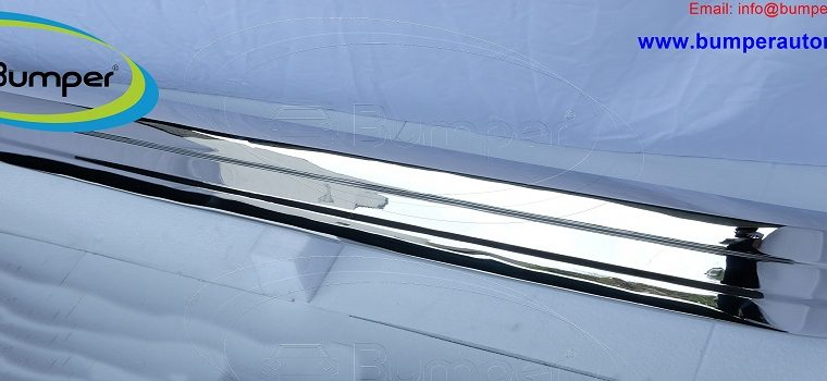 Volkswagen Bus T2 Bay Window rear bumper