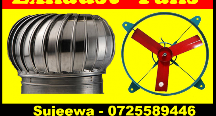 roof exhaust fan sri lanka, roof extractors srilanka , Exhaust fans srilanka wind turbine ventilators,