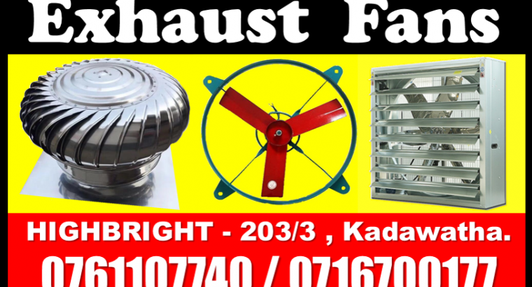 roof exhaust fans sri lanka , hot air extractors srilanka , Exhaust fans srilanka ,wind turbine ventilators,