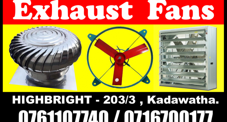 roof exhaust fans sri lanka , hot air extractors srilanka , Exhaust fans srilanka , wind turbine ventilators,