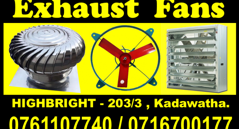 roof exhaust fans sri lanka , hot air extractors srilanka , roof Exhaust fans srilanka ,wind turbine ventilators,