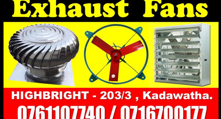 roof exhaust fans sri lanka , ventilation system srilanka , Exhaust fans srilanka ,wind turbine ventilators,
