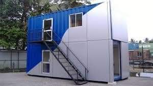 Portable Office Cabins & Dry Containers For SALE…