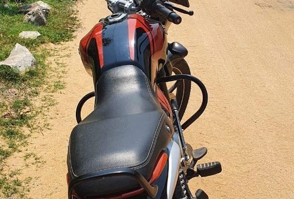 Bajaj V12 Bike
