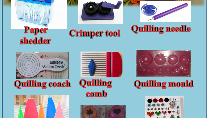 quilling tools