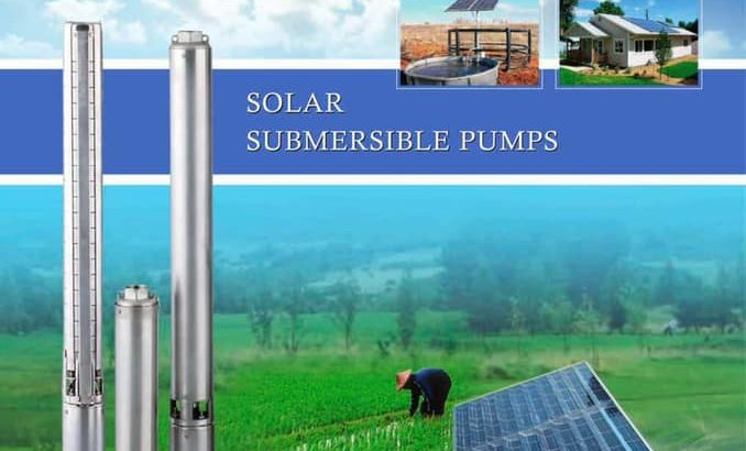 Solar Water Pumping Projects