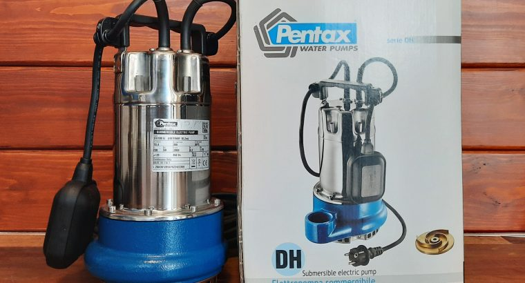 Submersible Water Pump – Pentax ( Italy )