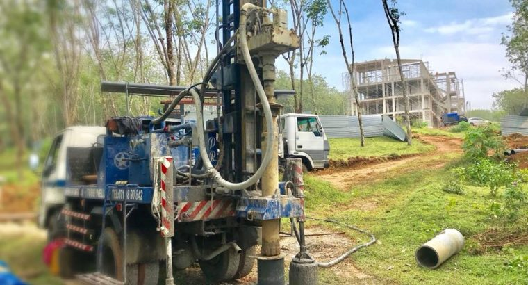 Deep Tube well Drilling (Industrial Only)